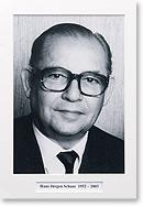 Hans Jürgen Schaar